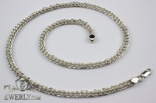 "Chain ""Lightning"" of  silver to buy 111026AC"