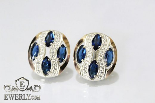 Earring of  silvers to buy 0028MT