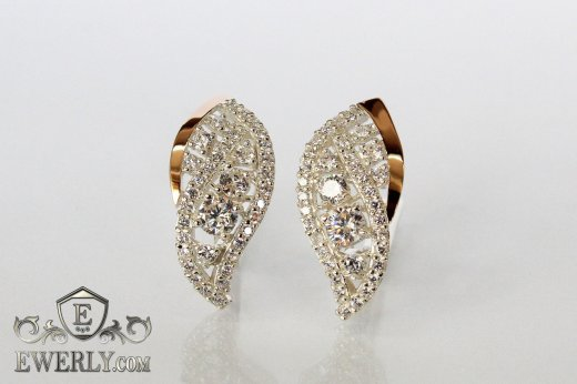 Earring of  silvers to buy 0020PN