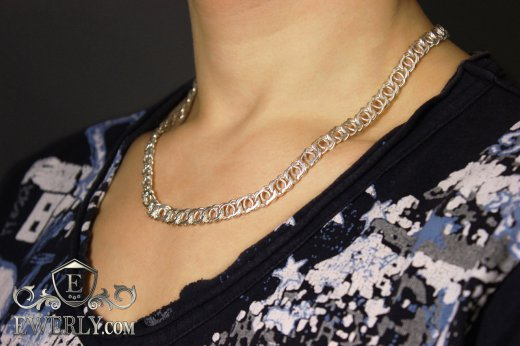 "Chain ""Arabic bismarck"" of  silver to buy 111001JB"