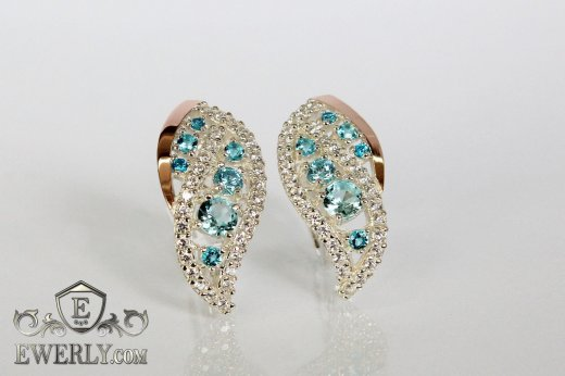 Earring of  silvers to buy 0020JF