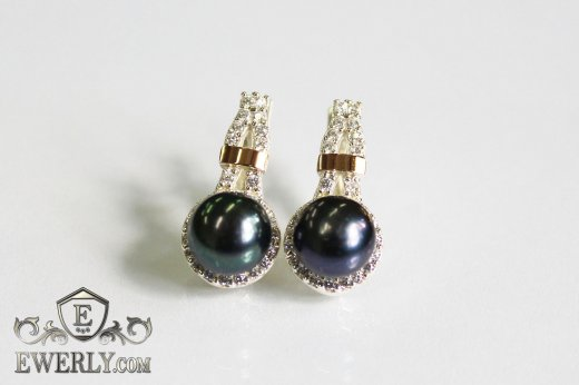 Earring of  silvers to buy 0023SO