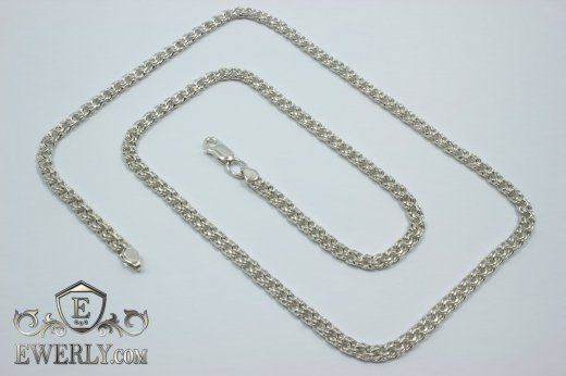 "Chain ""Bismarck"" of  silver to buy 111003OZJ"